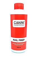 Canni Nail Prep - средство для обезжиривания и дегидратации, 250 мл