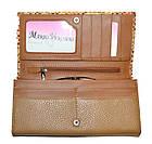 Женский кошелек из натуральной кожи Mario Veronni (10x19.5) , фото 4