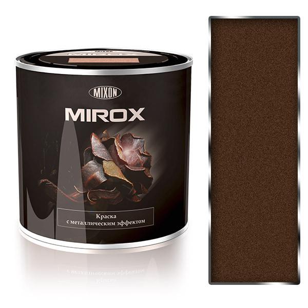 Антикоррозионная краска с металлическим эффектом Mirox-8025. 2,25 л