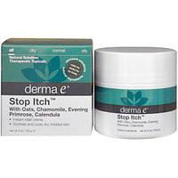 Derma E, Stop Itch, стоп зуд, 2 унции (56 г)