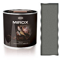 Краска с металлической крошкой Mirox-9007. 2,25 л