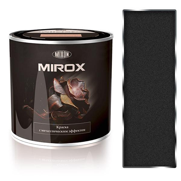 Краска с металлической крошкой Mirox-7016. 2,25 л