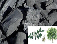 Древесный уголь из Дуб, Граб, Ясень