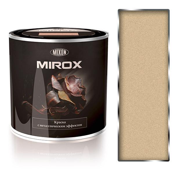 Краска с металлическим эффектом Mirox-CLR-1019. 2,25 л