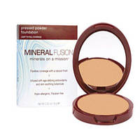 Mineral Fusion, Pressed Powder Foundation, Olive 2, 0.32 oz (9 g)