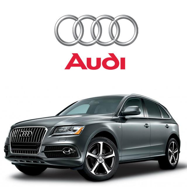 Фаркопы для Audi