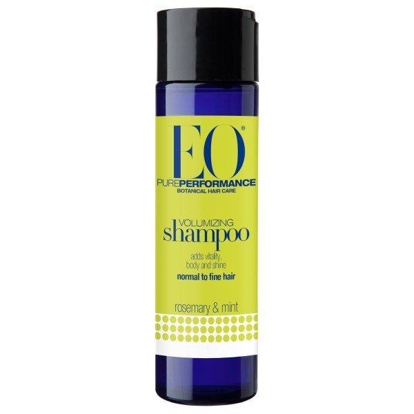 EO Products, Шампунь для придания объема, розмарин и мята, 8,4 жидкой унции (250 мл)
