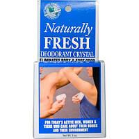 Naturally Fresh, Deodorant Crystal, 3 oz