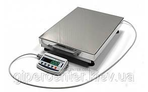 Весы товарные Техноваги ТВ1-60-5-(400х400)-S-12ер до 60 кг, со стойкой, фото 2
