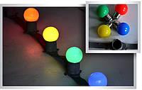 Новогодняя Уличная Внешняя  Ретро Винтажная Гирлянда Белт Лайт Belt Light E27