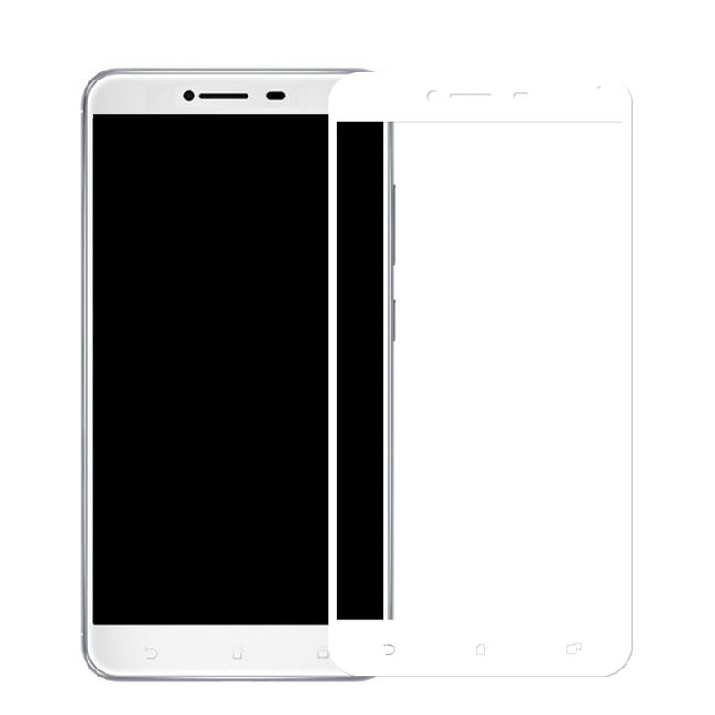 "Full Cover защитное стекло для Asus ZenFone 3 Max (ZC553KL) 5.5"" - White"