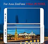"Full Cover захисне скло для Asus ZenFone 3 Max (ZC553KL) 5.5"" - White, фото 2"