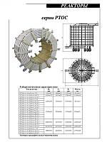 РТОС-1-10-2500-0,2 У3 Реактор сухой токоограничивающий