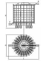 РТОС-1-10-1600-0,45 У3 Реактор сухой токоограничивающий