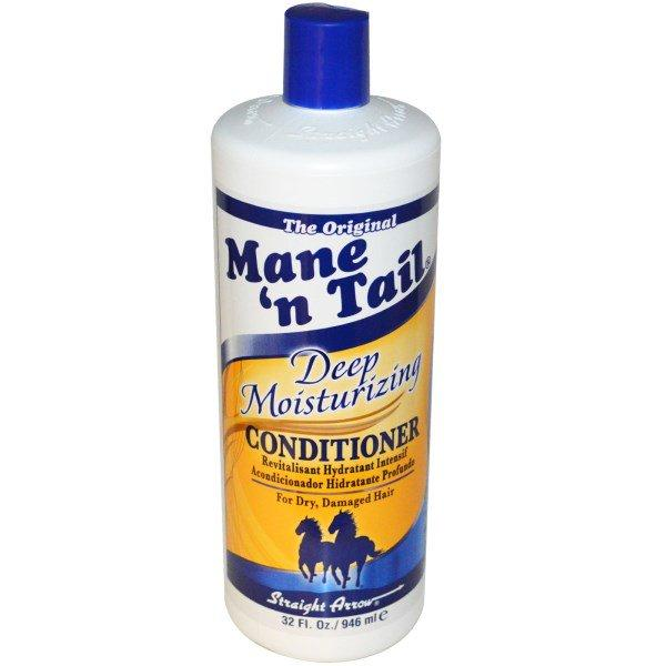 Mane 'n Tail, Кондиционер, глубокое увлажнение, 32 жидких унций (946 мл)