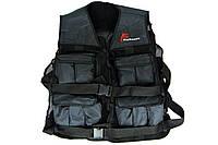 Жилет с утяжелителями ProSource Weighted Vest регулируемый