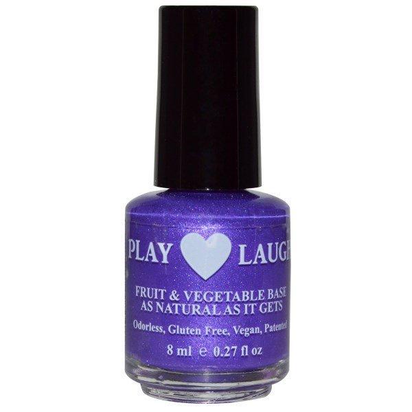 Hugo Naturals, Nail Polish, Grapelicious, 0.27 fl oz (8 ml)