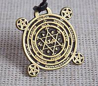 Амулет двусторонний Ключ  Соломона