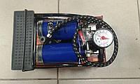 Насос ножной с манометром 100320 Elegant