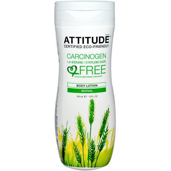 ATTITUDE, Body Lotion, Revival, 12 fl oz (355 ml)