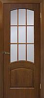 Двери Омис модель Капри ПО цвет орех