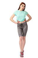 Женские трикотажные облегающие летний. Модель КА005_сталька., фото 1