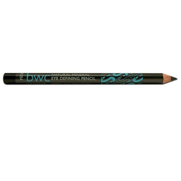 Beauty Without Cruelty, Natural Mineral Eye Defining Pencil, Black, 0.04 oz (1.2 g)
