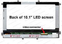 """10.1"""" WXGA HD 1280x800, AU Optronics B101EW05 V.0 TFT, LED, 40-pin, глянцевая, slim, IPS, крепление - ушки с 4"""