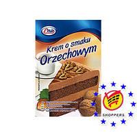 Заварной крем для торта с ореховым вкусом Emix