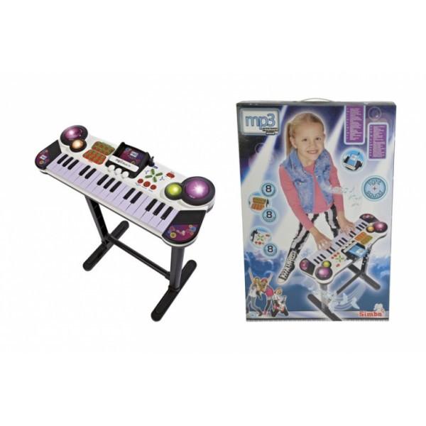 Музыкальный инструмент Simba Клавишные-парта
