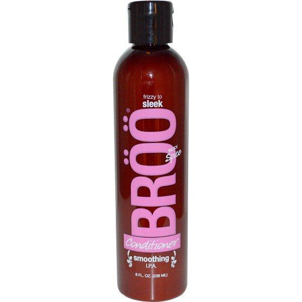 BRoo, Conditioner, Frizzy to Sleek, Smoothing I.P.A., Silky Spice, 8 fl oz (236 ml)