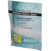 Abra Therapeutics, Cellular Detox Bath, Grapefruit & Juniper, 3 oz (84 g)