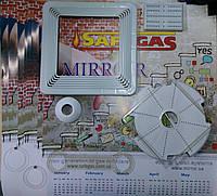 Термокольца Термоквадраты Платформы под люстры и светильники, фото 1