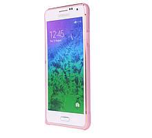 Bumper Creative Samsung A3 pink metal