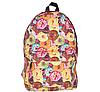 Женский рюкзак Пончики
