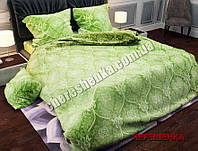 Полуторное постельное бельё бязь Голд
