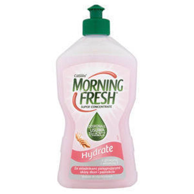Жидкость для мытья посуды Morning Fresh Hydrate, 800 мл (Польша)
