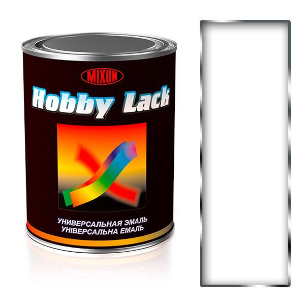 Краска для металла ПФ-115 Mixon Hobby Lack. Белая матовая (RAL9003). 1 кг