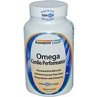 Rainbow Light, Omega Cardio Performance, 60 Softgels