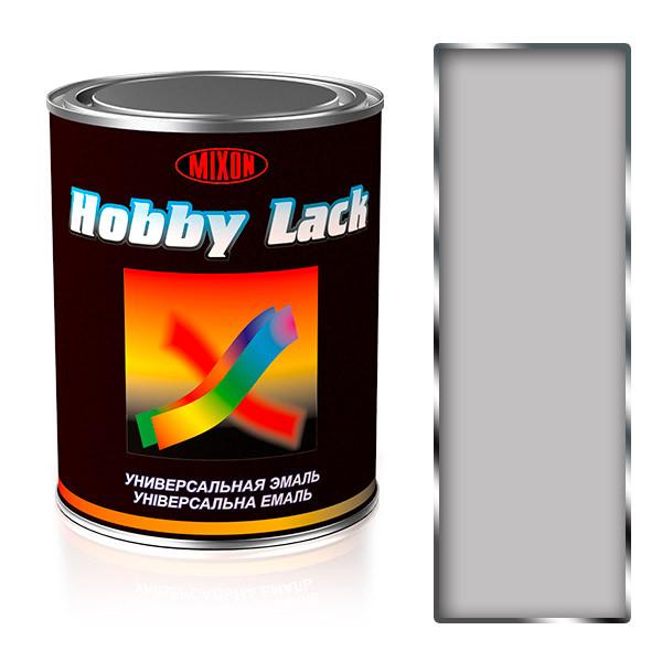 Универсальная алкидная эмаль Mixon Hobby Lack. Серая глянцевая (RAL7001). 0,9 кг