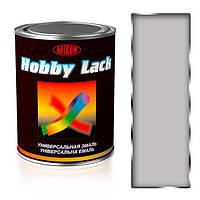 Краска по металлу ПФ-115 Mixon Hobby Lack. Серая глянцевая (RAL7001). 0,9 кг