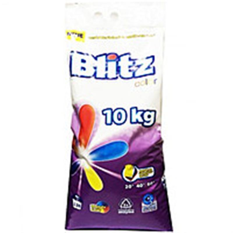 Стиральный порошок Blitz Color, 10 кг (Германия)