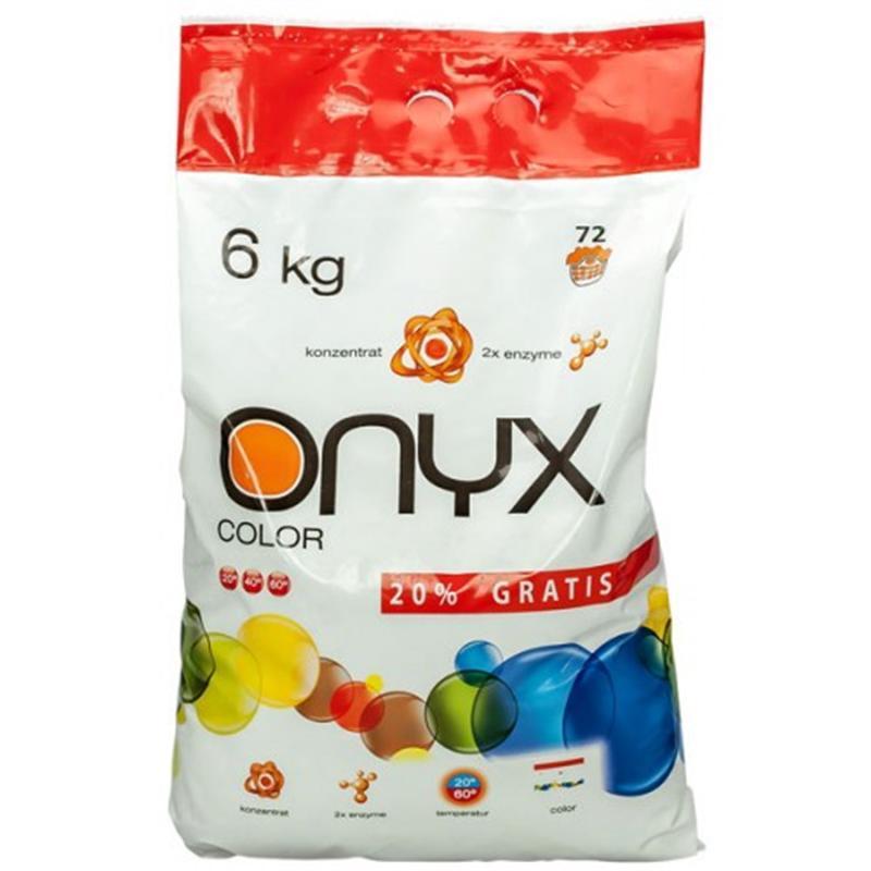 Стиральный порошок Onyx Color, 6 кг (Германия)