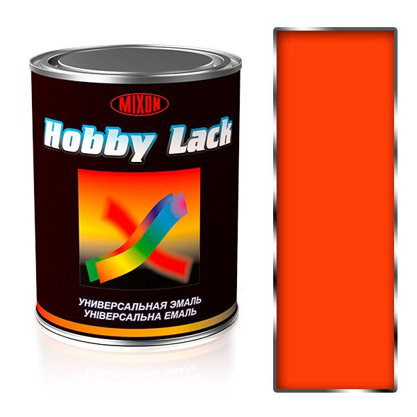 Краска ПФ-115 Mixon Hobby Lack. Оранжевая глянцевая (RAL2004). 0,9 кг