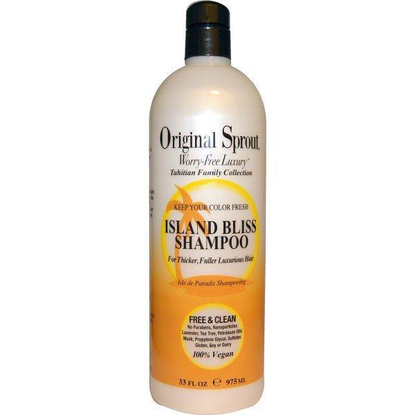 Original Sprout Inc, Island Bliss Shampoo, 33 fl oz (975 ml)