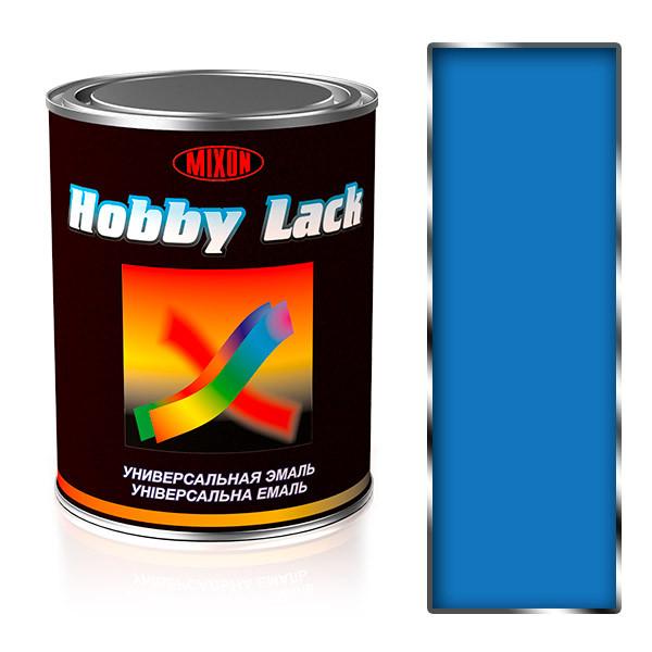 Краска для металла ПФ-115 Mixon Hobby Lack. Голубая глянцевая (RAL5012). 0,9 кг
