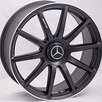 Литые диски Replica Mercedes (BK913) R20 W8.5 PCD5x112 ET35 DIA66.6 (MBP)