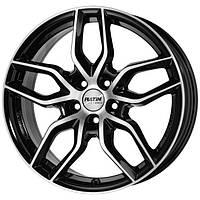 Литые диски Rial Torino R18 W8 PCD5x112 ET45 DIA70.1 (polar silver)