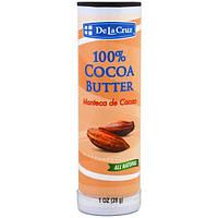 De La Cruz, Стик со 100% кокосовым маслом, 1 унция (28 г)