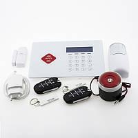 Беспроводной комплект GSM сигнализации Seven GSM-177R